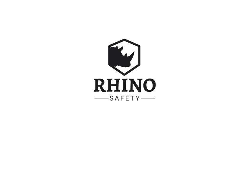 Contest Entry #100 for Rhino Safety Logo