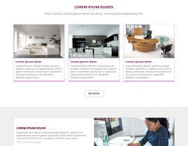 #19 para Design web and mobile app development company website mockup por forhat990