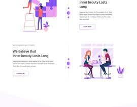 #31 para Design web and mobile app development company website mockup por safiur925
