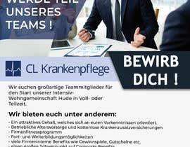 Nro 17 kilpailuun Create a Poster for Hiring Employees käyttäjältä izubi00