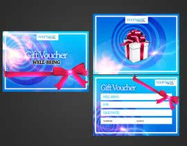 #33 for Design of GIFT VOUCHERS : for HYPNOSIS af MJBenitez