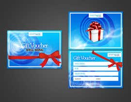 #35 for Design of GIFT VOUCHERS : for HYPNOSIS by MJBenitez