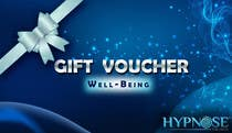 Contest Entry #21 for Design of GIFT VOUCHERS : for HYPNOSIS