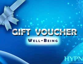 #29 cho Design of GIFT VOUCHERS : for HYPNOSIS bởi SaranyaKrish