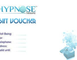 #3 for Design of GIFT VOUCHERS : for HYPNOSIS by plesua