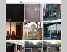 Nro 25 kilpailuun Build a fairly basic wordpress website for small glass company käyttäjältä hosnearasharif