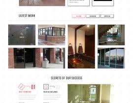 Nro 30 kilpailuun Build a fairly basic wordpress website for small glass company käyttäjältä pardworker