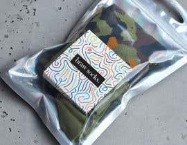 nº 7 pour Logo and packaging par dhiaulhaqnikite