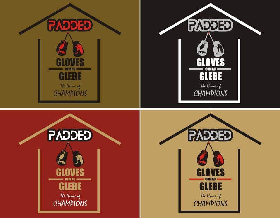 Penyertaan Peraduan #                                        43                                      untuk                                         LOGO Padded Gloves com au