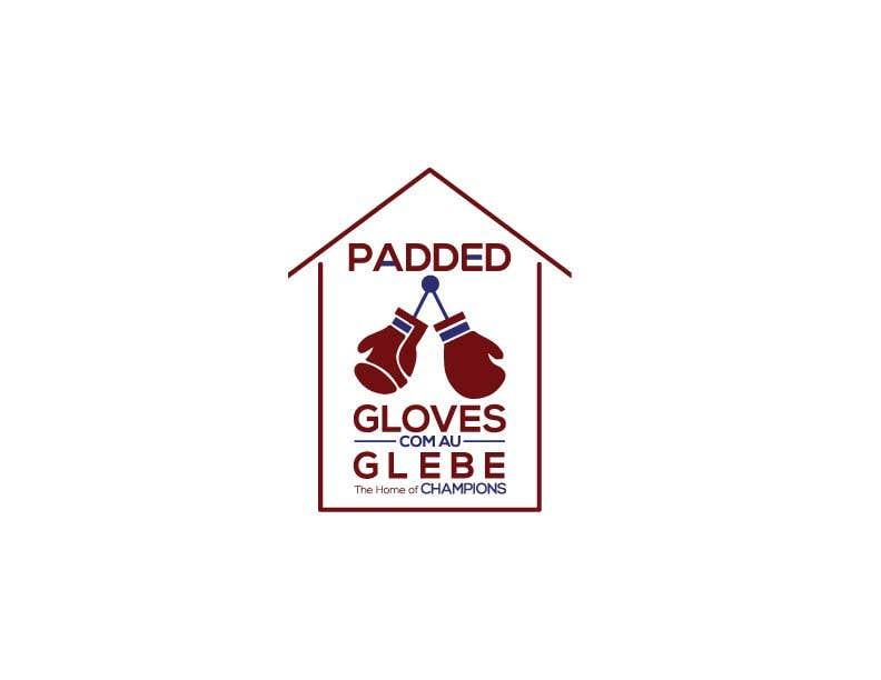 Penyertaan Peraduan #                                        46                                      untuk                                         LOGO Padded Gloves com au
