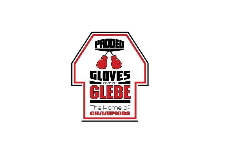 Penyertaan Peraduan #                                        45                                      untuk                                         LOGO Padded Gloves com au