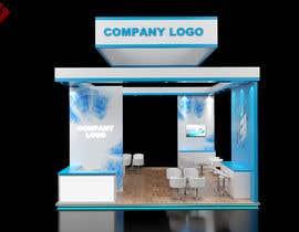 nº 38 pour Design Trade Show Displays/Booth par clintzmeji
