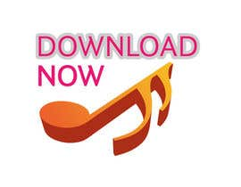#11 cho Logo Design for Ringtone and Mp3 Download App bởi geisharts
