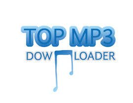 #12 for Logo Design for Ringtone and Mp3 Download App af geisharts