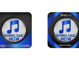 nº 3 pour Logo Design for Ringtone and Mp3 Download App par uniqueboi91