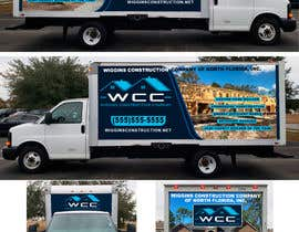 #58 for Box Truck Wrap Design by TheFaisal