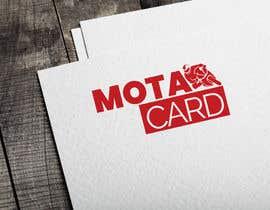 #16 para Logotipo MotaCard por arazyak