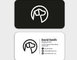 nº 158 pour Design a business card using our logo. par smartghart