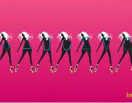 #9 para Illustration Design for female body shapes/ types de isurusampath