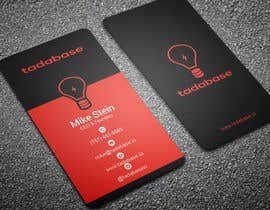 #316 для Double Sided Vertical Business Card in Illustrator от patitbiswas
