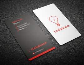 #355 для Double Sided Vertical Business Card in Illustrator от wefreebird