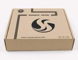 nº 10 pour Simple carton box printing design par stevenn66