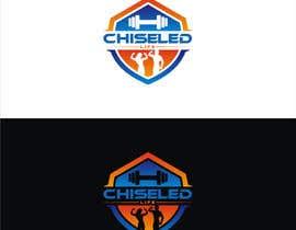 Nro 2 kilpailuun Fitness brand logo design -  Chiseled life käyttäjältä Creativeflow1