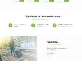 #54 для redesign website от chiku789