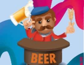 Nro 3 kilpailuun We need a Design for a Beer Bottle Label käyttäjältä danieledeplano