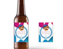 Nro 13 kilpailuun We need a Design for a Beer Bottle Label käyttäjältä eling88