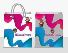 Nro 17 kilpailuun Design a promotional shopping bag käyttäjältä ashswa