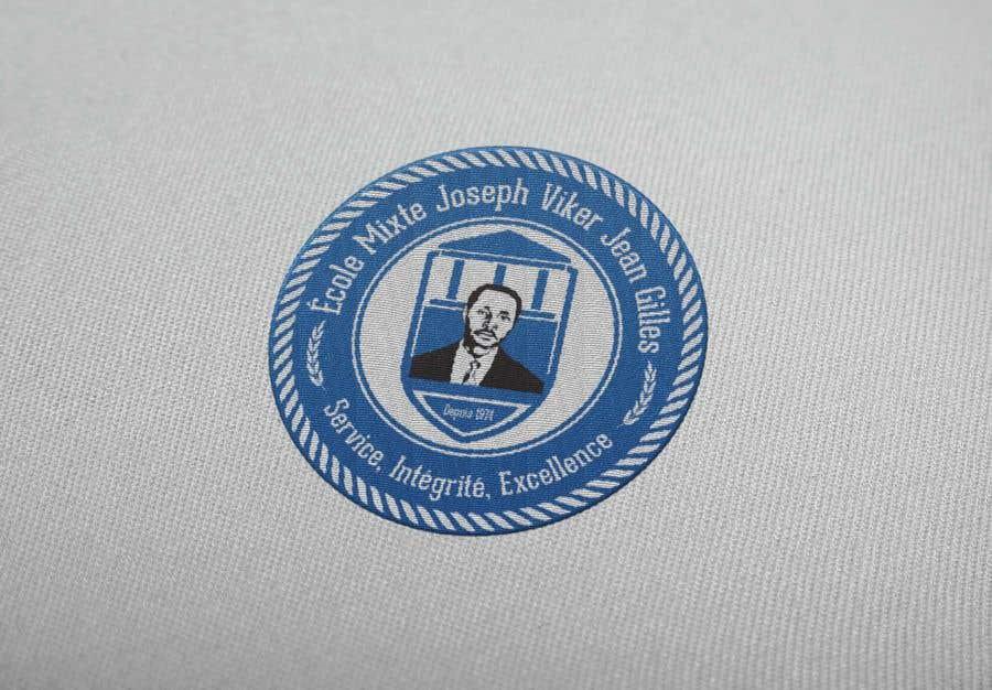 Penyertaan Peraduan #25 untuk Logo for a school