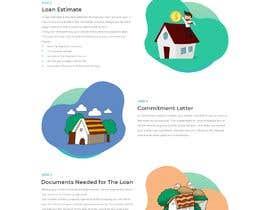 #12 for Real Estate Website Mock Up by RajinderMithri