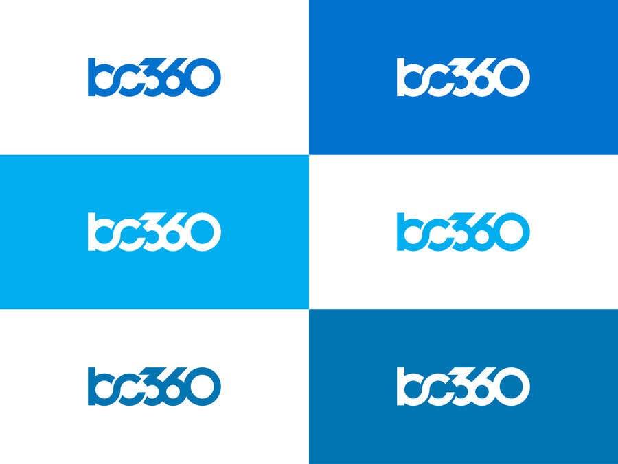 Kilpailutyö #134 kilpailussa Design a Logo for BC360