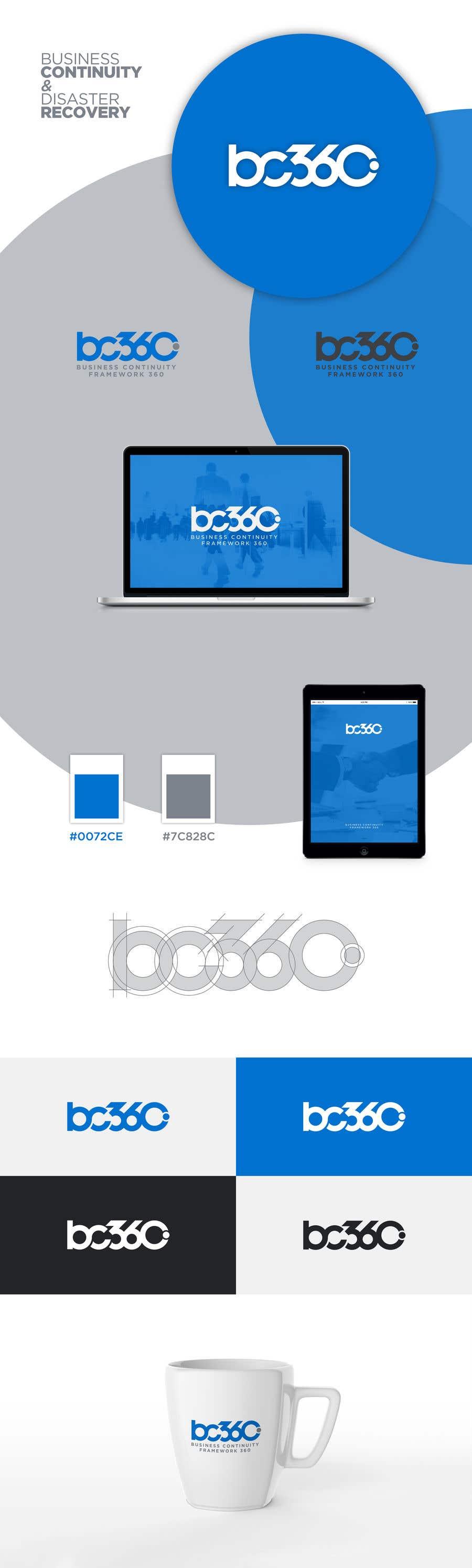 Kilpailutyö #261 kilpailussa Design a Logo for BC360