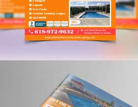 #25 for Design Print Ad For Pool by anantomamun90