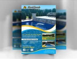 #5 for Design Print Ad For Pool by satishandsurabhi