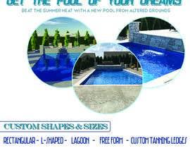 #3 for Design Print Ad For Pool by waelabushady
