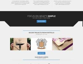 #61 para Website design por DevAb