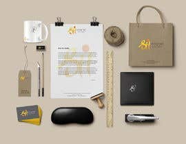 #1 para I need 12 creative flat-lay images constructed in photoshop to showcase A4 sized products. por tushershuvro2019