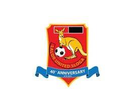 Číslo 58 pro uživatele 40th Anniversary Logo - Lalor United FC od uživatele JubairAhamed1