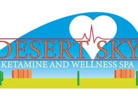 #124 para Desert Sky Ketamine and Wellness Spa por IgnacioSlothboss