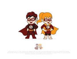 "#67 для Design two ""cartoon-super-hero-funny"" characters от mdhasnatmhp"