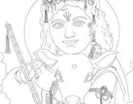 #26 untuk Line vector of Indian Gods from reference Photos using Adobe Illustrator oleh satishandsurabhi
