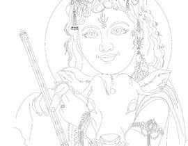 #7 untuk Line vector of Indian Gods from reference Photos using Adobe Illustrator oleh PlutusEnt