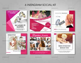 #21 untuk DESIGN ONE READY-TO-SHARE banner Ad for Nuptist(TM) oleh DhanvirArt
