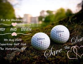 #6 para Wedding Save the Dates & Invitation Template por vaisakhunni3