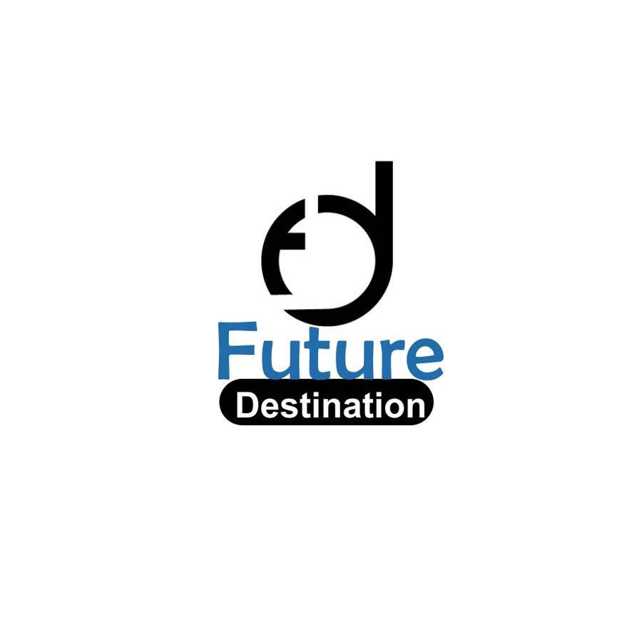 Contest Entry #129 for I want a logo designed. The name of my company is Future Destination. It is a company that for information technology provides development mobile and website applications and also i want to note that i want to use the logo with another projects