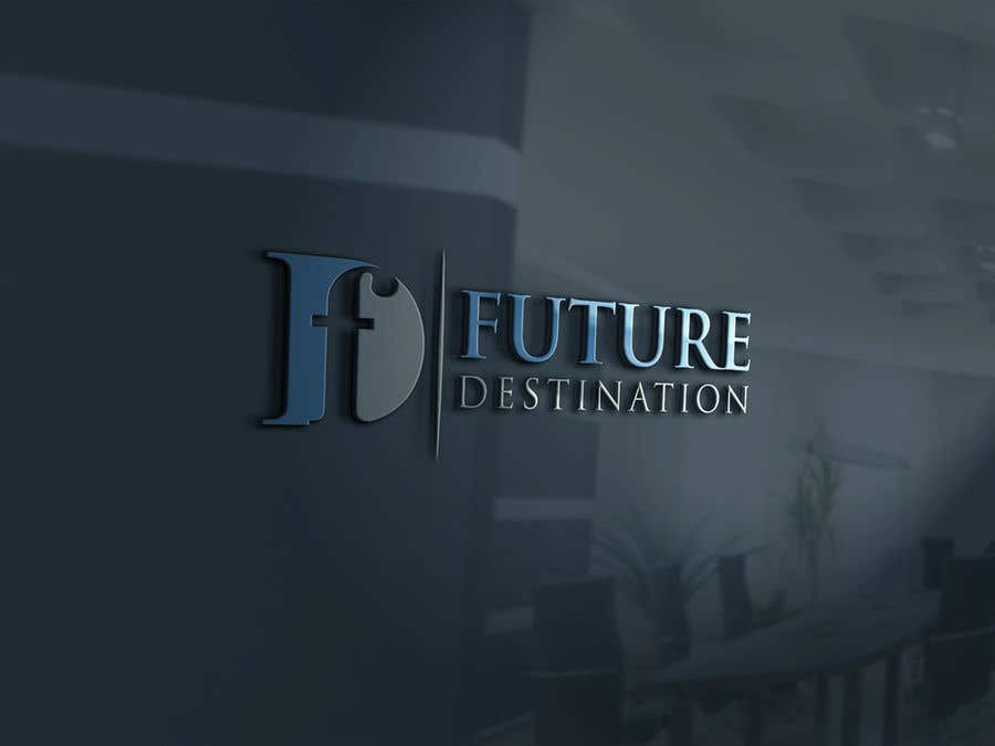 Contest Entry #99 for I want a logo designed. The name of my company is Future Destination. It is a company that for information technology provides development mobile and website applications and also i want to note that i want to use the logo with another projects