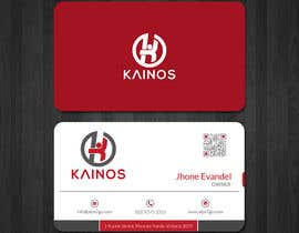 #257 untuk Logo Design and Business card oleh Warna86